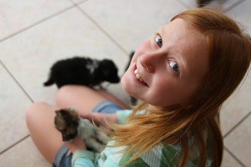 Puppy Love!