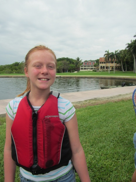 Me before we went kayaking