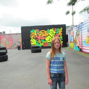 At Wynwood Walls
