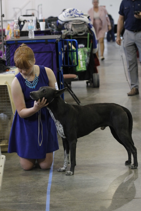 Me and Kito in the Group ring