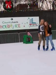 """Fake """"ice"""" skating in SC"""